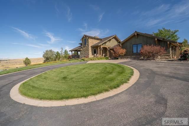 4943 S Hidden Canyon Drive, Idaho Falls, ID 83406 (MLS #2124976) :: The Perfect Home