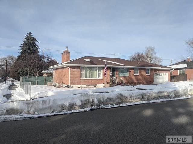 205 E 16th Street, Idaho Falls, ID 83404 (MLS #2127423) :: The Perfect Home