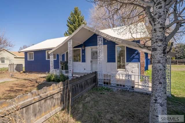 280 S Spruce Street, Blackfoot, ID 83221 (MLS #2128672) :: Team One Group Real Estate