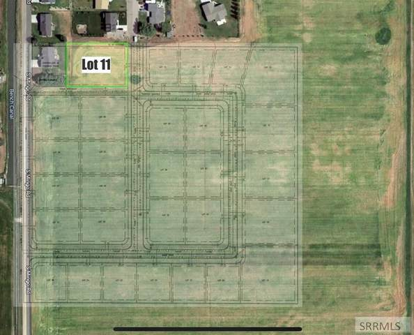 Lot 11 Merrill Way, Grace, ID 83241 (MLS #2130893) :: Team One Group Real Estate