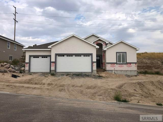 1103 Dolostone, Pocatello, ID 83201 (MLS #2131496) :: The Group Real Estate