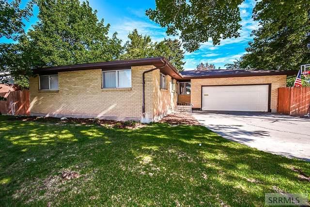 945 E John Adams Parkway, Idaho Falls, ID 83401 (MLS #2131768) :: The Group Real Estate