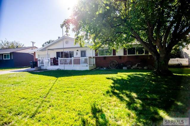 415 Falls Drive, Idaho Falls, ID 83401 (MLS #2132125) :: The Group Real Estate