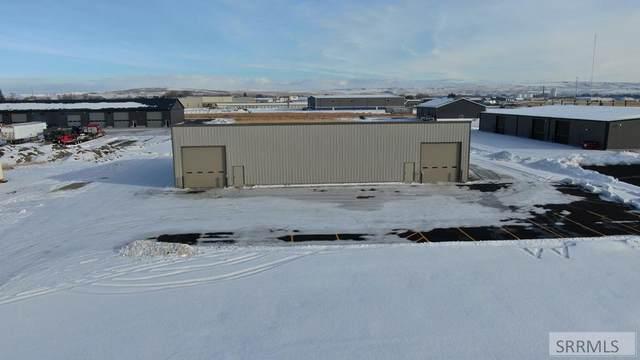 3132 Lockheed Circle, Idaho Falls, ID 83401 (MLS #2132452) :: The Group Real Estate