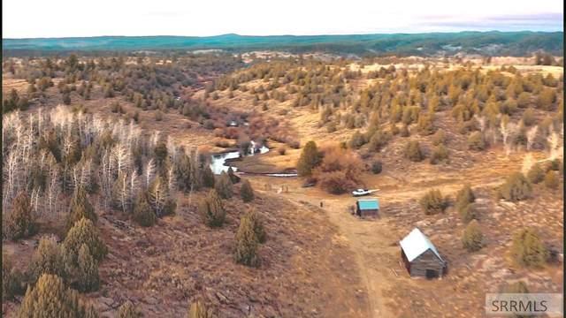Ranch Sadorus Hill Road, Ashton, ID 83420 (MLS #2133528) :: Team One Group Real Estate