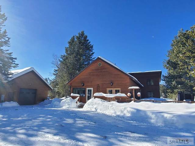 4073 Winchester Road, Island Park, ID 83429 (MLS #2134167) :: The Perfect Home