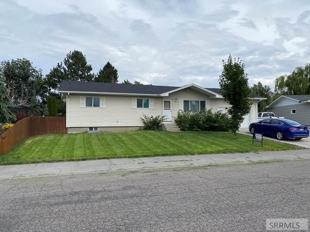 690 Pearl Drive, Blackfoot, ID 83221 (MLS #2136042) :: Team One Group Real Estate