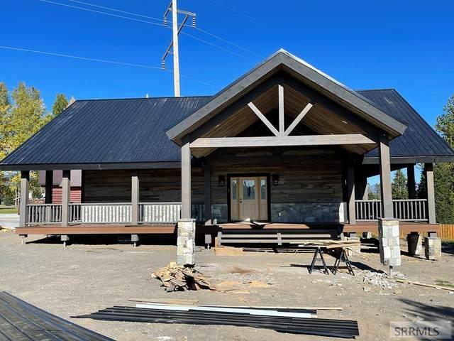 4209 Centennial Drive, Island Park, ID 83429 (MLS #2137620) :: Team One Group Real Estate