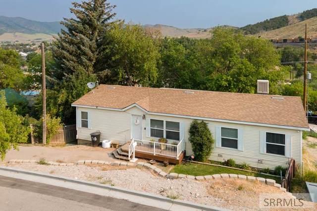 250 E Elm Street, Lava Hot Springs, ID 83246 (MLS #2138035) :: Team One Group Real Estate