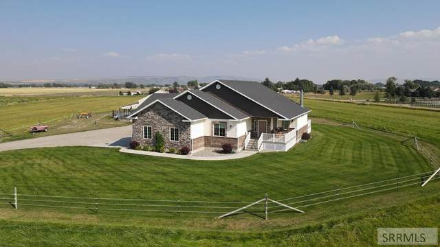 154 N 4433 E, Rigby, ID 83442 (MLS #2139669) :: The Perfect Home