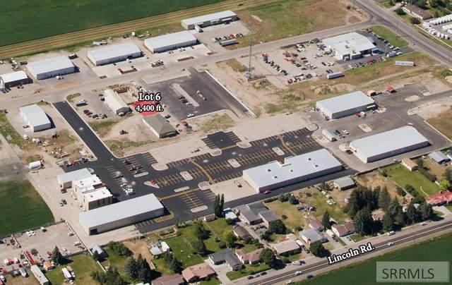 2627 14th N #6, Idaho Falls, ID 83406 (MLS #181856) :: The Perfect Home