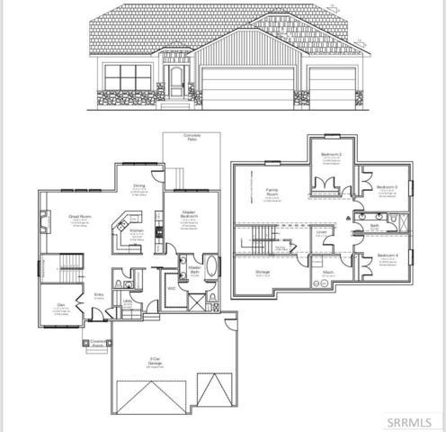 1603 N Quinn Creek Road, Idaho Falls, ID 83401 (MLS #2123322) :: The Perfect Home