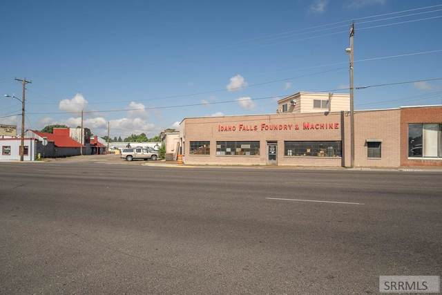 501 Northgate Mile, Idaho Falls, ID 83401 (MLS #2124438) :: Team One Group Real Estate