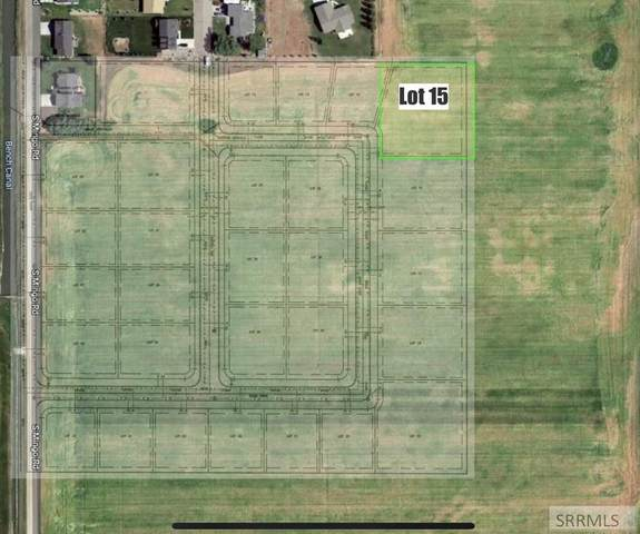Lot 15 Diane Dr, Grace, ID 83241 (MLS #2130889) :: Team One Group Real Estate