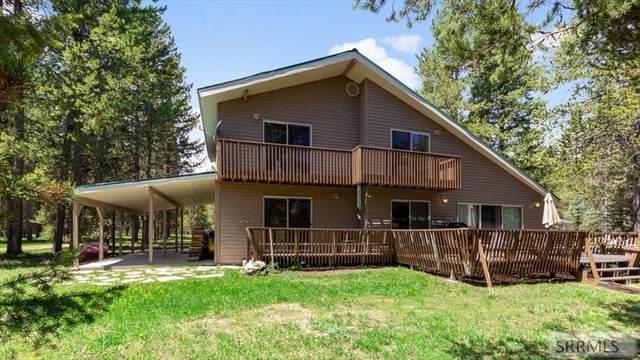 4010 Algenia Lane, Island Park, ID 83429 (MLS #2136941) :: The Perfect Home