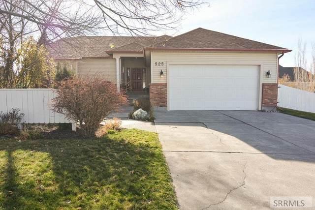 525 Hickory Lane, Idaho Falls, ID 83402 (MLS #2139533) :: The Perfect Home