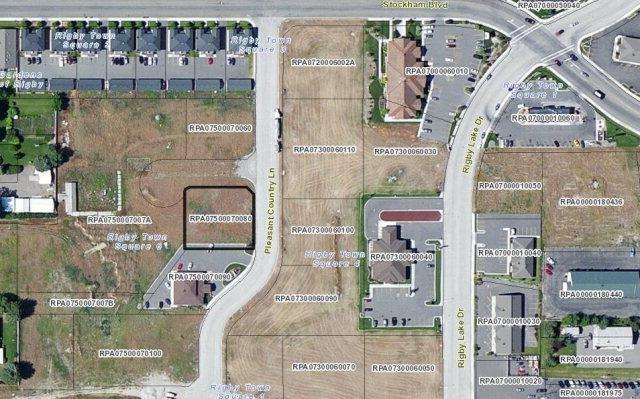 TBD Pleasant Country Lane, Rigby, ID 83442 (MLS #202315) :: Silvercreek Realty Group