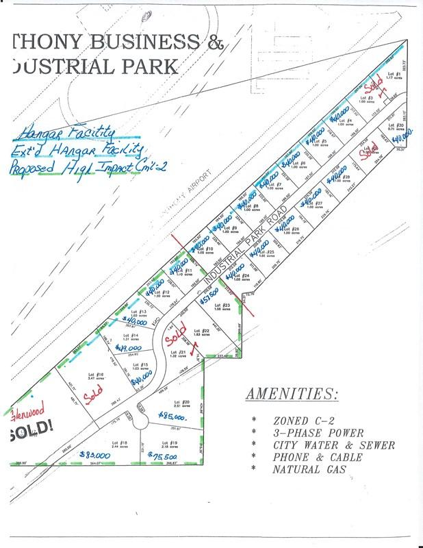 LOT 6 Industrial Park Road, St Anthony, ID 83445 (MLS #2105500) :: Silvercreek Realty Group