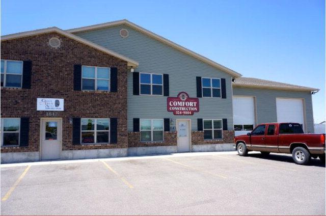 1641 Woodruff Park, Idaho Falls, ID 83401 (MLS #2109803) :: The Perfect Home