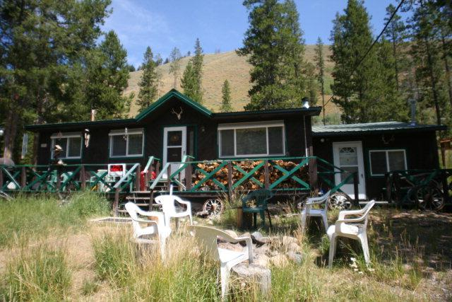 155 Dredge Camp Drive, Stanley, ID 83278 (MLS #2117171) :: The Perfect Home-Five Doors