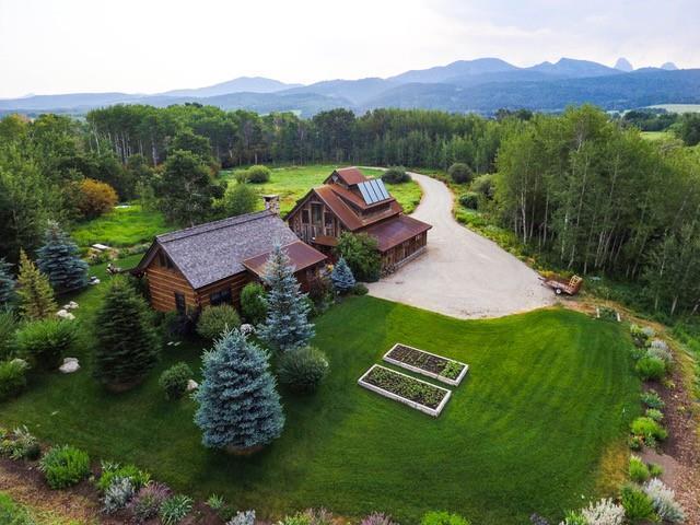 191 W Moose Meadow Lane, Alta, WY 83414 (MLS #2118656) :: The Perfect Home-Five Doors