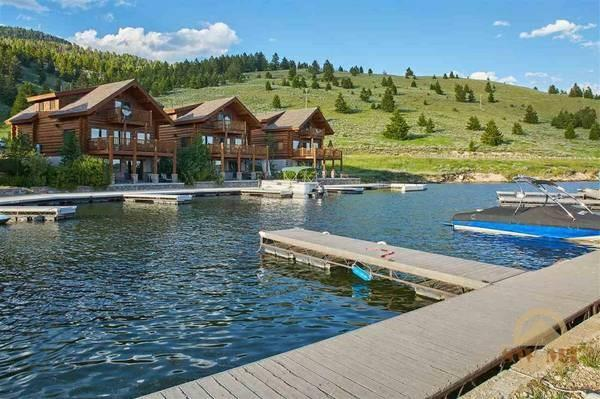 60 Lake Shore Drive #4, WEST YELLOWSTONE, MT 59758 (MLS #2118871) :: The Perfect Home-Five Doors