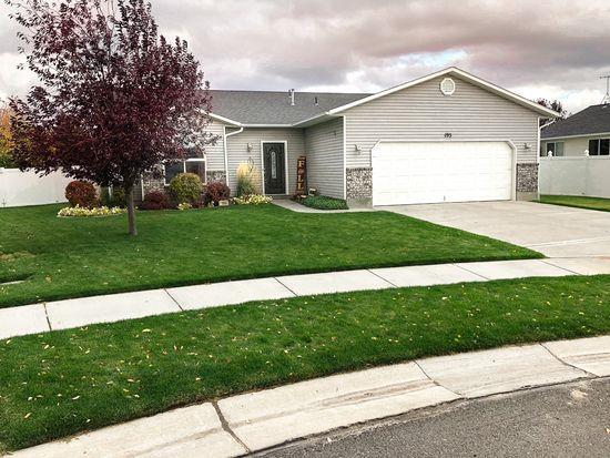 195 Huckleberry Circle, Rexburg, ID 83440 (MLS #2119482) :: The Perfect Home Group