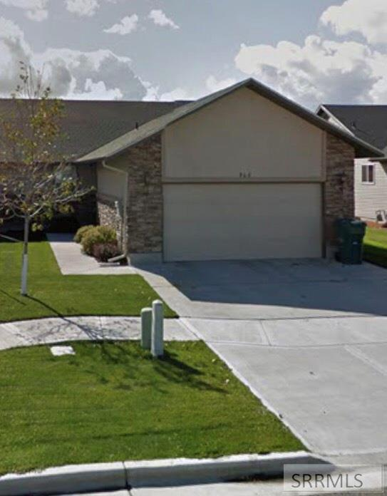 908 Von Elm Drive, Blackfoot, ID 83221 (MLS #2122668) :: The Perfect Home