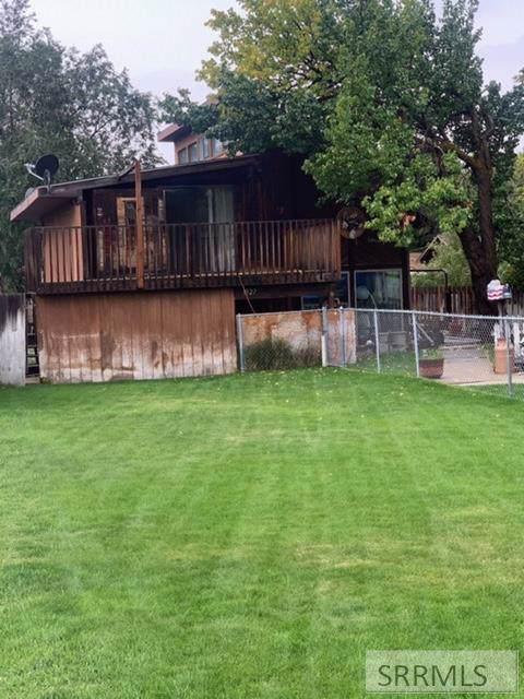 1527 S 4th Avenue, Pocatello, ID 83201 (MLS #2125780) :: The Perfect Home