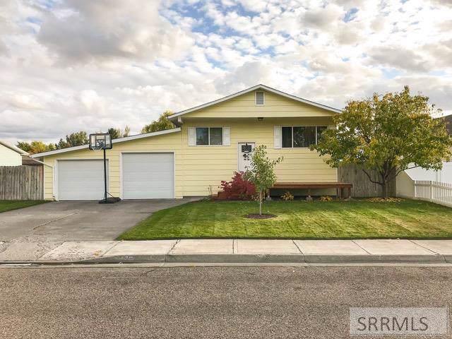 170 Meadowlark Drive, Shelley, ID 83274 (MLS #2126109) :: The Perfect Home