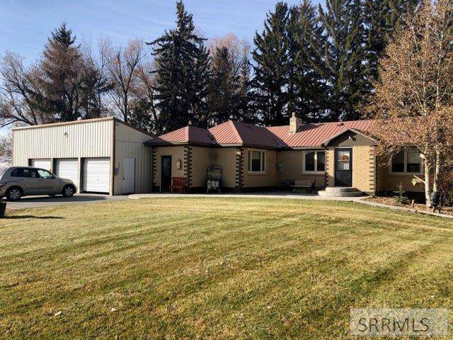 3444 E 450 N, Lewisville, ID 83431 (MLS #2126137) :: Team One Group Real Estate
