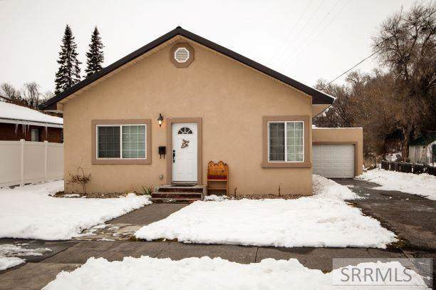 150 S 1 W, Rigby, ID 83442 (MLS #2126422) :: The Perfect Home