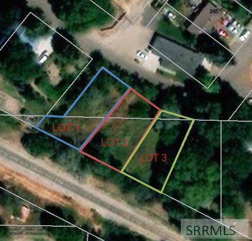 3 lots @ Lincoln Street, Blackfoot, ID 83221 (MLS #2126780) :: The Perfect Home