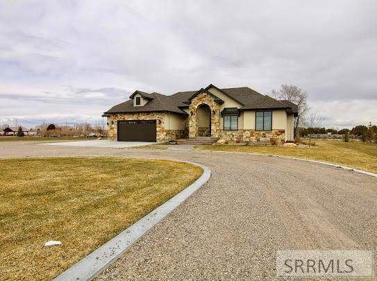 4231 E Blackstone Drive, Rigby, ID 83442 (MLS #2128254) :: The Group Real Estate