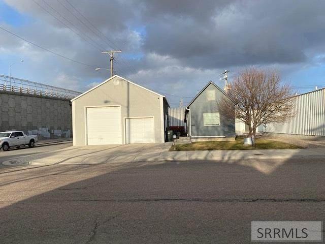 1452 Harrison Avenue, Pocatello, ID 83204 (MLS #2128876) :: Team One Group Real Estate