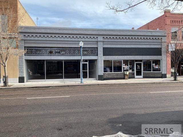 144 N Main Street, Pocatello, ID 83201 (MLS #2129127) :: Team One Group Real Estate