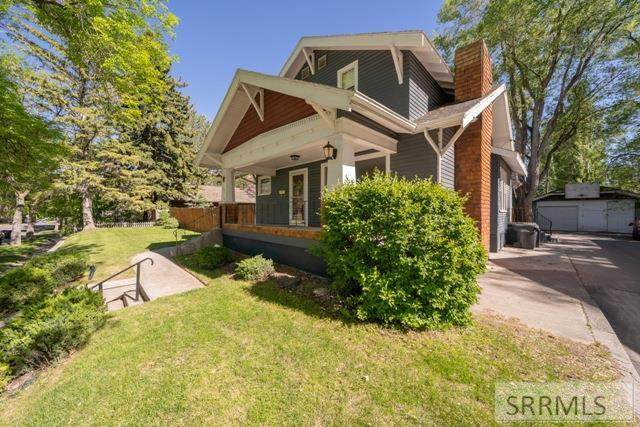 369 W 14th Street, Idaho Falls, ID 83402 (MLS #2129665) :: Silvercreek Realty Group