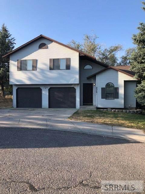 2378 Horizon Drive, Pocatello, ID 83201 (MLS #2132219) :: Silvercreek Realty Group