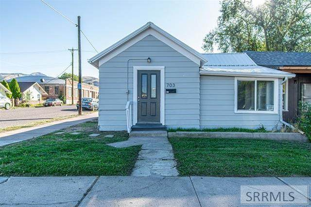703 N Harrison Avenue, Pocatello, ID 83204 (MLS #2132256) :: Team One Group Real Estate