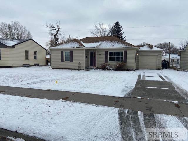 986 12th Street, Idaho Falls, ID 83406 (MLS #2133552) :: Silvercreek Realty Group