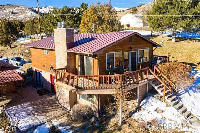 907 N Marilyn Drive, Pocatello, ID 83204 (MLS #2134101) :: Team One Group Real Estate