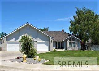 289 Springwood Lane, Idaho Falls, ID 83404 (MLS #2134756) :: Silvercreek Realty Group