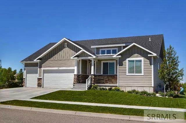 565 Terra Vista Drive, Rexburg, ID 83440 (MLS #2134897) :: Team One Group Real Estate