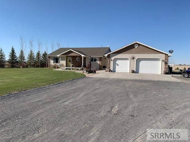 1024 W 125 N, Blackfoot, ID 83221 (MLS #2135611) :: Team One Group Real Estate