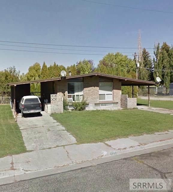 225 E Fir Street, Shelley, ID 83274 (MLS #2136400) :: Silvercreek Realty Group