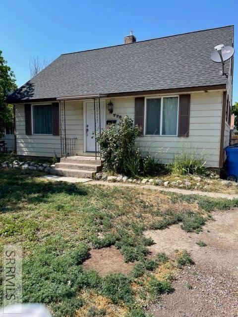 770 W Cedar Street, Pocatello, ID 83201 (MLS #2137519) :: Silvercreek Realty Group
