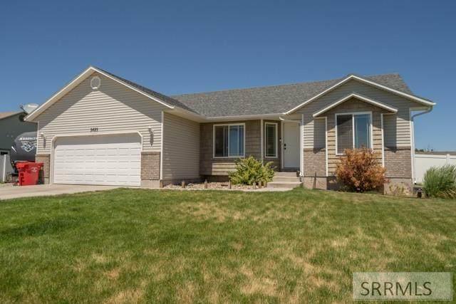 5425 E Elliott Street, Iona, ID 83427 (MLS #2137695) :: The Perfect Home