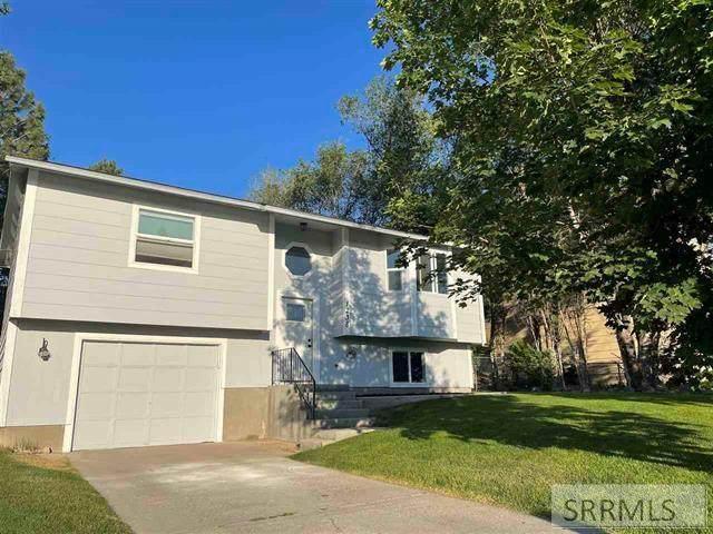 1238 Holman Avenue, Pocatello, ID 83201 (MLS #2137904) :: Silvercreek Realty Group