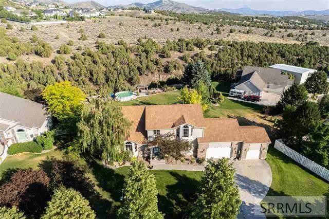 3025 Summit Drive, Pocatello, ID 83201 (MLS #2138095) :: Team One Group Real Estate