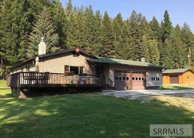 14 Jamison Lane, GIBBONSVILLE, ID 83463 (MLS #2138135) :: Team One Group Real Estate